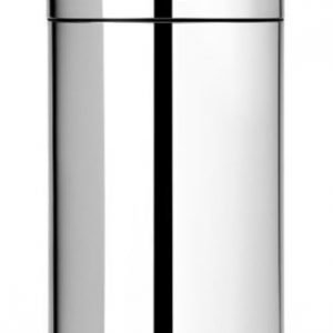 Brabantia Twin Bin 10/23 L BriliantSteel