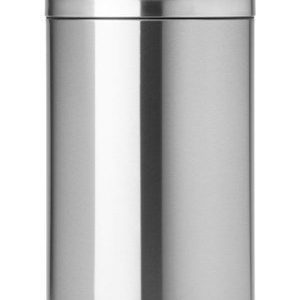 Brabantia Twin Bin 10/23 L Matt Steel