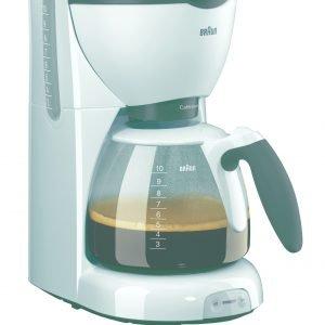 Braun Kf520 / 1 Kahvinkeitin Valkoinen