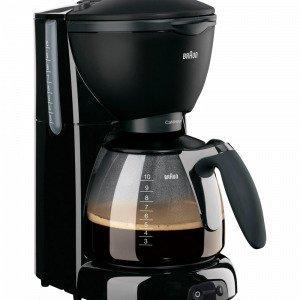 Braun Kf560/1 Kahvinkeitin Musta