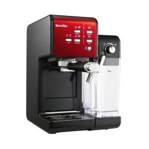 Breville Vcf108x Espressokone Prima Latte Ii Punainen