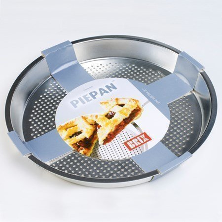 Brix PiePan - tinned plated