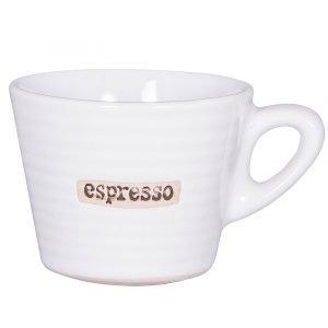 Broste Copenhagen Espressomuki Valkoinen