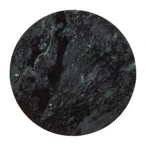 Broste Copenhagen Marble Vati Pyöreä Vihreä 19 Cm