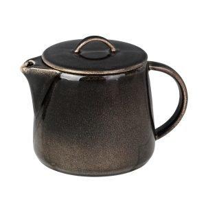 Broste Copenhagen Nordic Coal Teekannu Tummanharmaa 1l