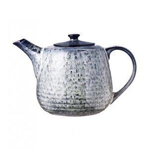 Broste Copenhagen Nordic Teekannu Harmaa