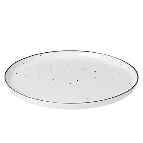Broste Copenhagen Salt Lautanen Täplikäs Ø 22 cm