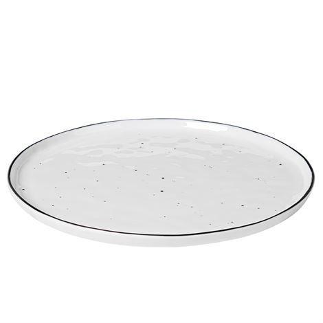 Broste Copenhagen Salt Lautanen Täplikäs Ø 28 cm