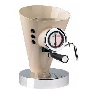 Bugatti Diva Evolution Kahvi / Espressokeitin Creme
