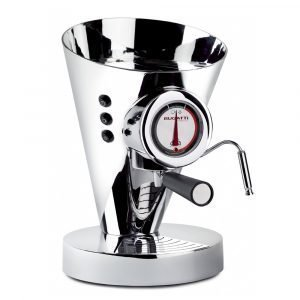 Bugatti Diva Evolution Kahvi / Espressokeitin Kromi