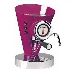 Bugatti Diva Evolution Kahvi / Espressokeitin Violetti