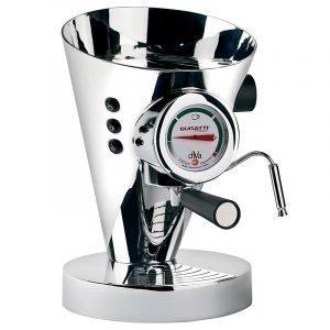 Bugatti Diva Kahvi / Espressokeitin Antrasiitinharmaa