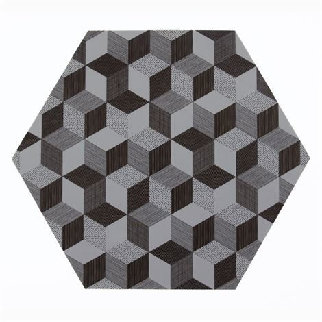 By May Polygon Pöytätabletti 2 kpl Graphite Harmaa