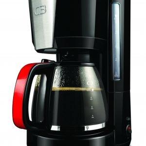 C3 Coffeetime Kahvinkeitin Musta