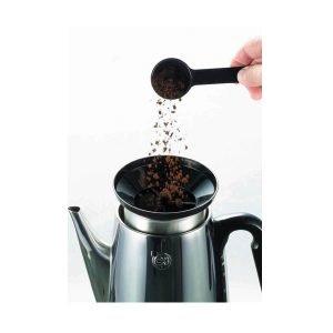 C3 Kahvin Täytin Perkolaattori Musta