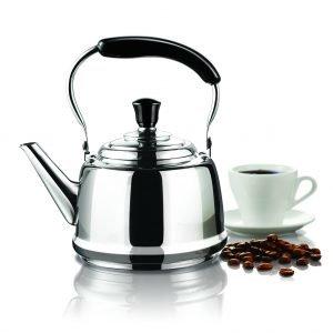 C3 Kahvipannu Cook & Joy Ruostumaton Teräs 1 L