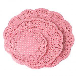 Cacas Kakkupaperi Vaaleanpunainen 72 Kpl