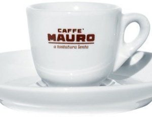 Caffè Mauro Espressokuppi ja alusta