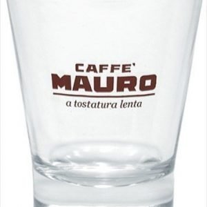 Caffè Mauro Espressolasi kahvallinen