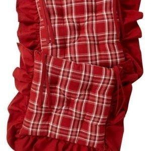 Cellbes Istuintyyny 2-Pakkaus Punainen