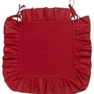 Cellbes Istuintyynyn päällinen 2-Pakkaus Punainen