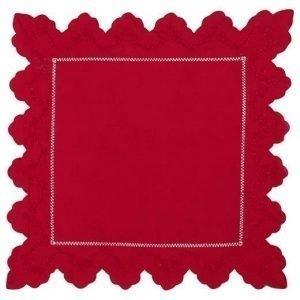 Cellbes Pöytäliina Punainen