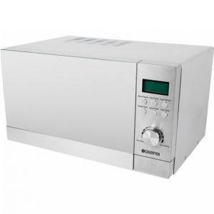 Champion Electronics Mikroaaltouuni 800 W Ruostumaton Teräs Chmw130