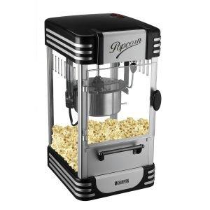 Champion Retro Popcorn Kone Musta