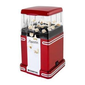 Champion Retro Popcorn Kone Punainen