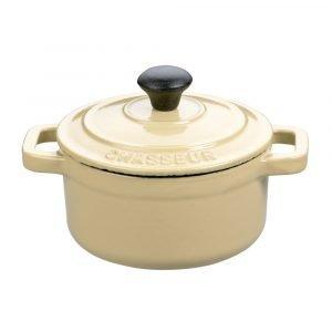 Chasseur Pata Pyöreä Cream 10 Cm 0