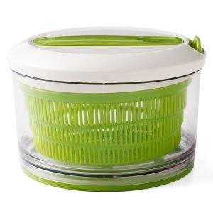 Chef'n Salaattilinko Pieni Vihreä / Valkoinen