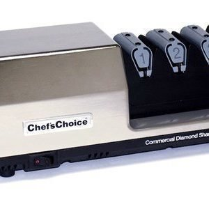Chef's Choice Commercial Diamond Sharpener CC 2100 Veitsenteroitin 3-vaiheinen