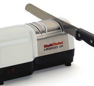 Chef's Choice Diamond Hone Hybrid CC220 Veitsenteroitin 2-vaiheinen sähkökäyttöinen/manuaalinen