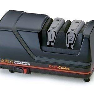 Chef's Choice Diamond Sharpener CC316 sähkökäyttöinen Veitsenteroitin aasialainen