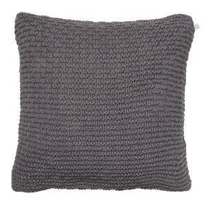 Chhatwal & Jonsson Knitted Agni Tyynynpäällinen Harmaa 50x50 Cm