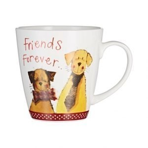 Churchill Alex Clark Sparkle Friends Forever Muki 360 ml
