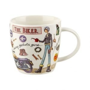 Churchill At Your Leisure The Biker Muki 390 ml
