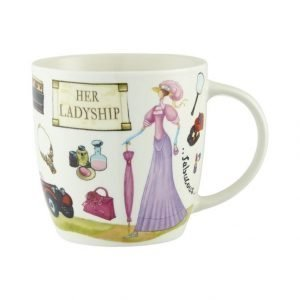 Churchill Her Ladyship Squash Muki 390 ml