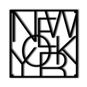 City Trivet New York Pannunalunen 18x18 Cm