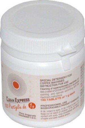 Clean Express Kahvinkeittimen puhdistustabletit 100 tablettia