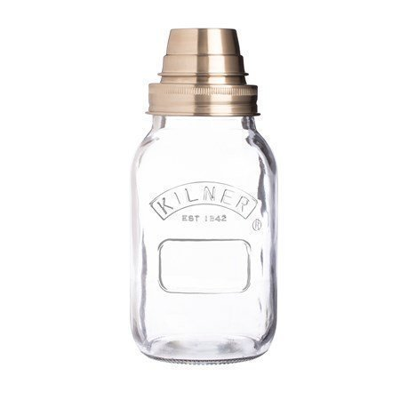 Cocktail Shaker Kilner