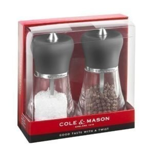 Cole & Mason Napoli soft touch lahjasetti