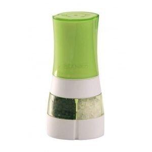 Cole & Mason suola- ja pippurimylly Duo vihreä