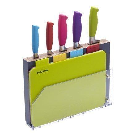 Colourworks Veitsiblokki-setti