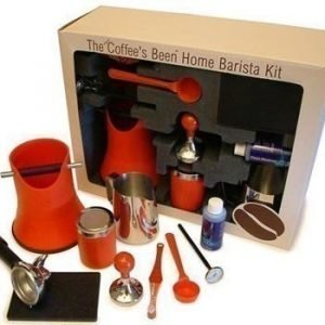 Compact Designs The Coffee's Been home barista kit-Babyblå