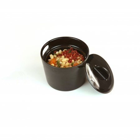 Cookut Keraaminen mini cocotte - black