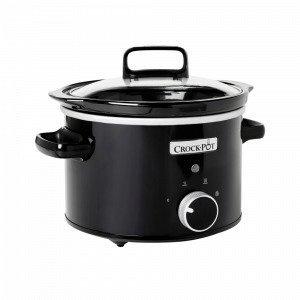 Crock-Pot Slow Cooker Haudutuspata Manuaalinen Musta 2