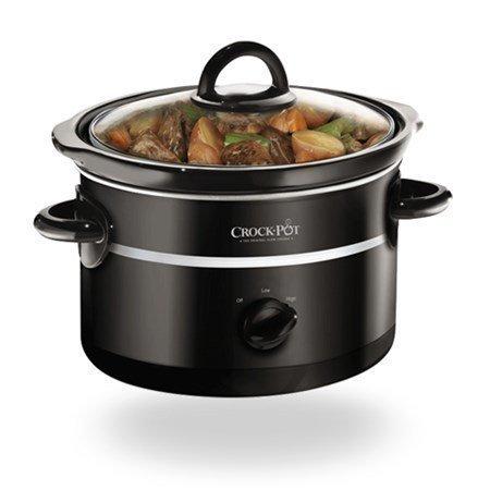 Crock-Pot musta 2