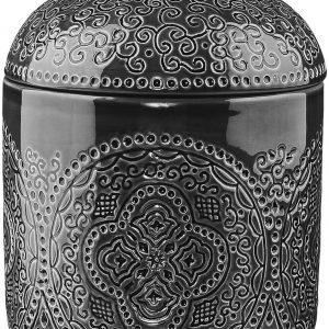 Cult Design Orient Säilytyspurkki Tummanharmaa 14 Cm
