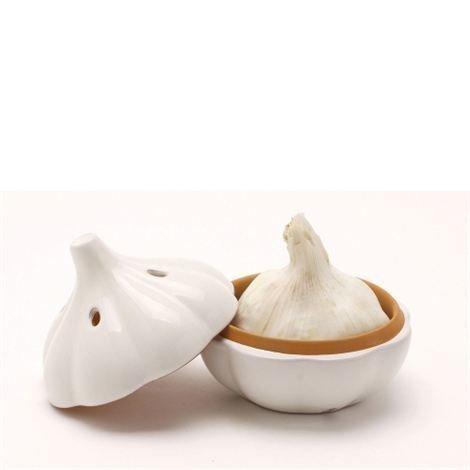 D-Dep Garlic Pod Valkosipulin Säilytysastia Pieni